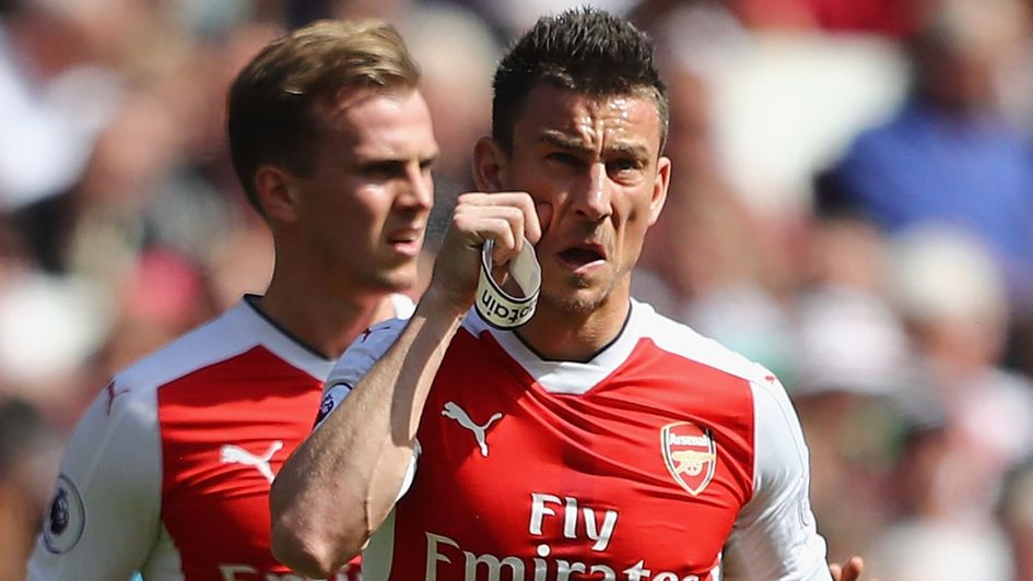 Laurent Koscielny to miss FA Cup final after appeal against red card failed