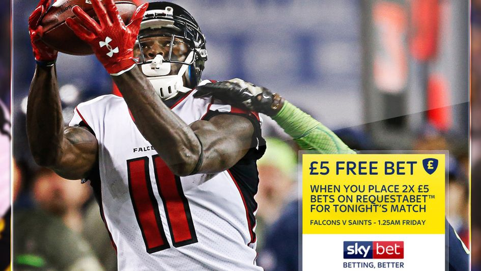 Sky Bet are running a free-bet offer on tonight's game