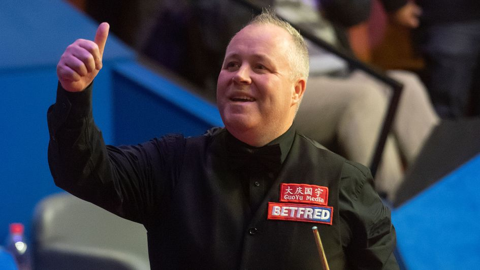 John Higgins fought back from behind to beat David Gilbert 17-16 in their semi-final