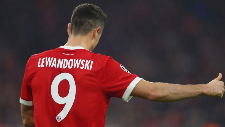 buy popular bdd2d 2330b Where does Bayern Munich striker Robert Lewandowski go next ...