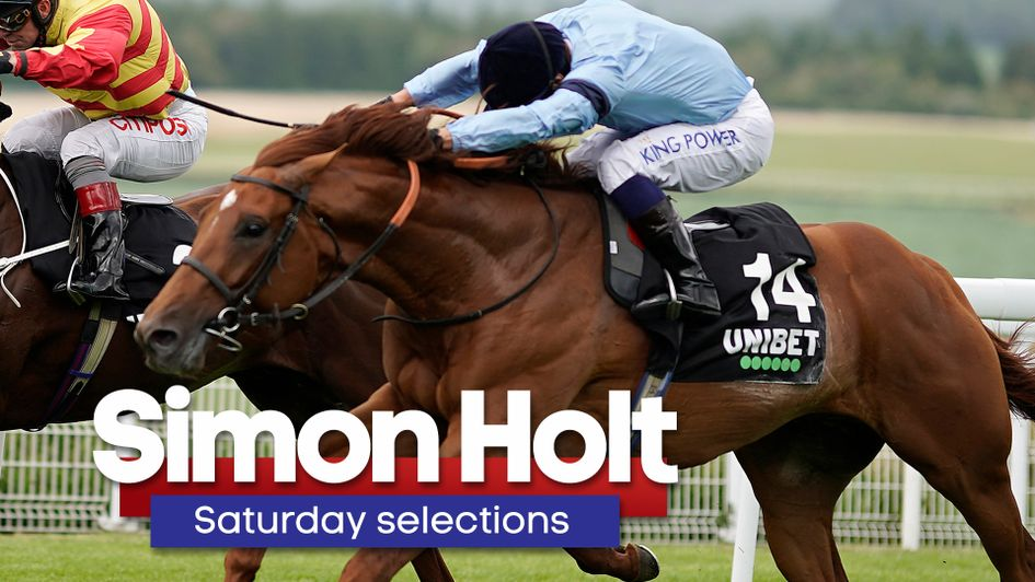 Simon Holt fancies Durston this weekend