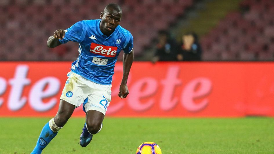 Kalidou Koulibaly: Finally set to join Man United?