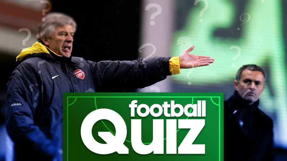 Test your football knowledge with our weekly quiz