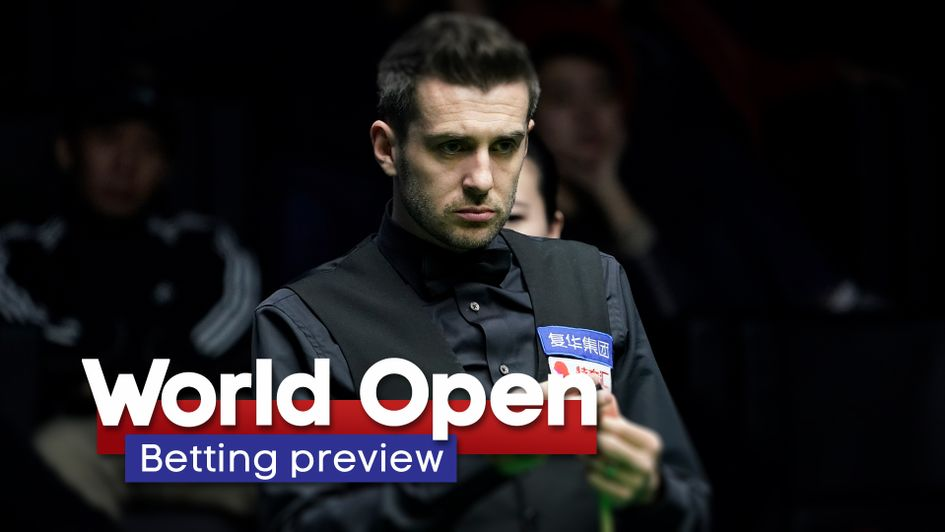 Mark Selby is backed to win again in China