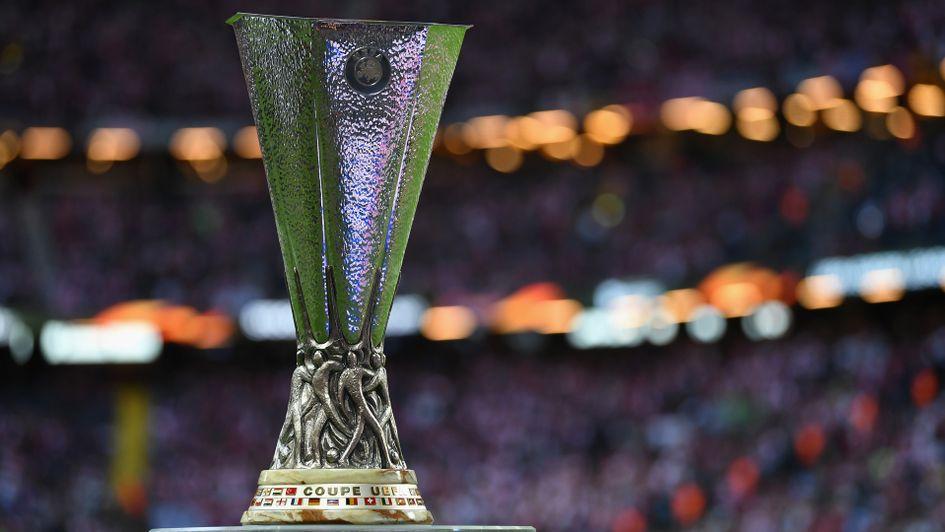Europa League Quarter Final Draw Arsenal V Napoli Villarreal V