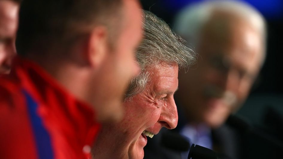 Roy Hodgson: The right man for Palace