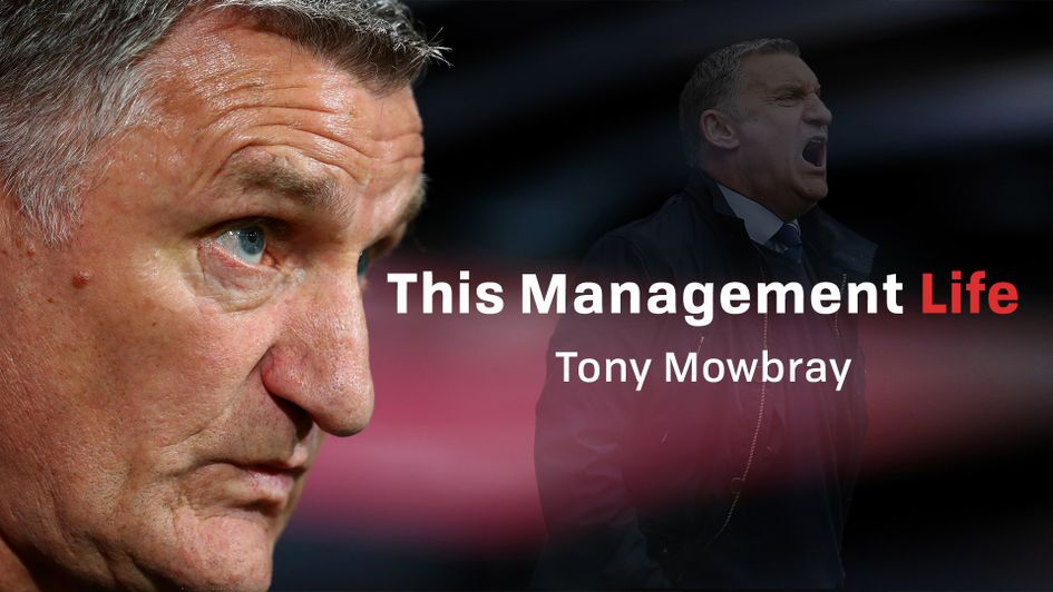 Tony Mowbray talks to Sporting Life about his managing career and philosophy