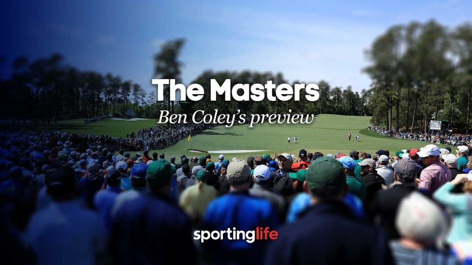 Read Ben Coley's in-depth preview of The Masters below