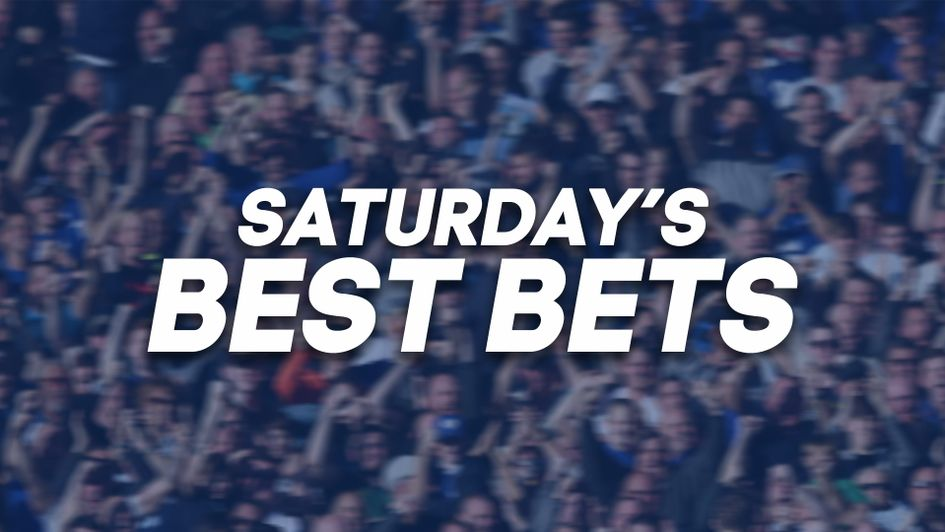 Saturday's Bets of the Day: Free betting tips for racing, football
