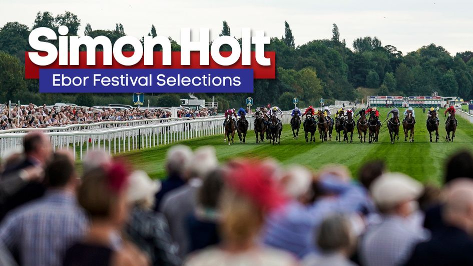 Simon Holt's free horse racing betting preview and tips