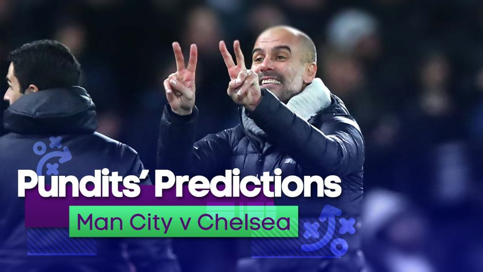 Manchester City v Chelsea predictions: Sky Sports Soccer