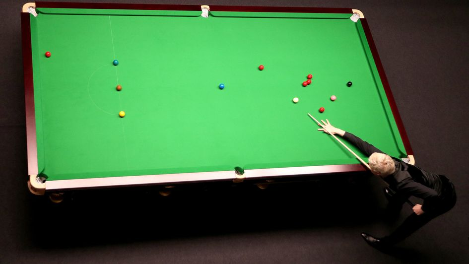 Neil Robertson in action at the UK Championship