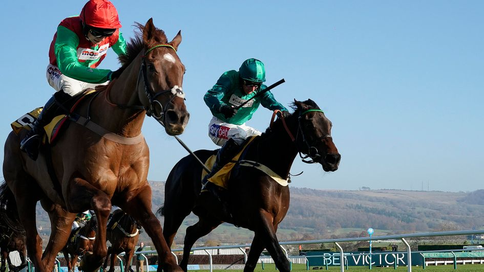 Quel Destin leads Cracker Factory at Cheltenham