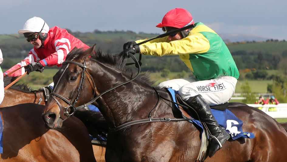 Robbie Power and Sizing John
