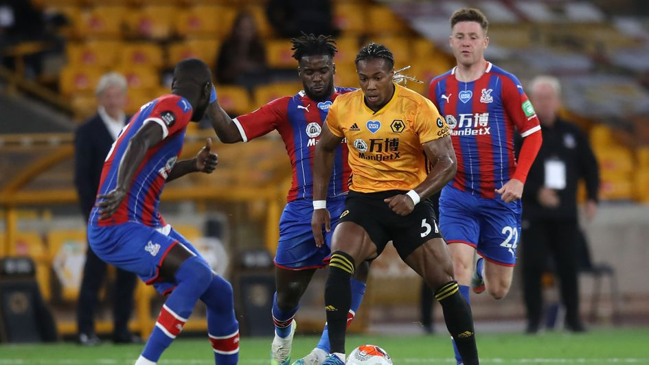 Wolves Vs Crystal Palace Results Wolves 2 0 Crystal Palace Live Premier League Result Latest News And Reaction As Eagles Lose Again London Evening Standard