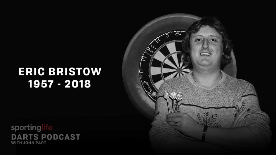 We pay tribute to Eric Bristow in a special edition of the Sporting Life Darts Podcast