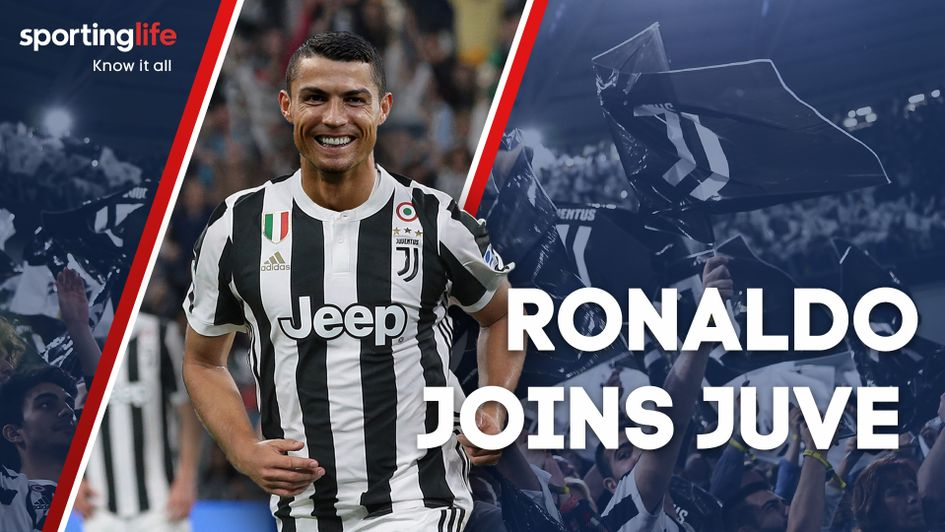 Cristiano Ronaldo has completed his bg-money move to Juventus