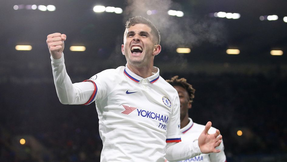 Burnley 2 4 Chelsea: Hat trick for Christian Pulisic as