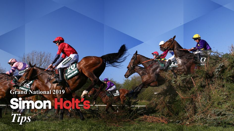 Don't miss Simon Holt's Grand National preview