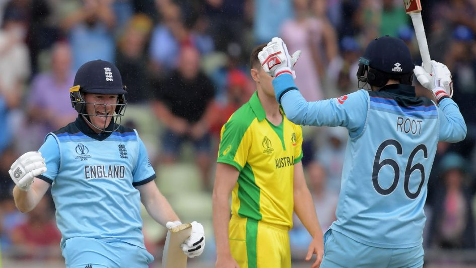 Cricket World Cup 2019: England reach final after beating