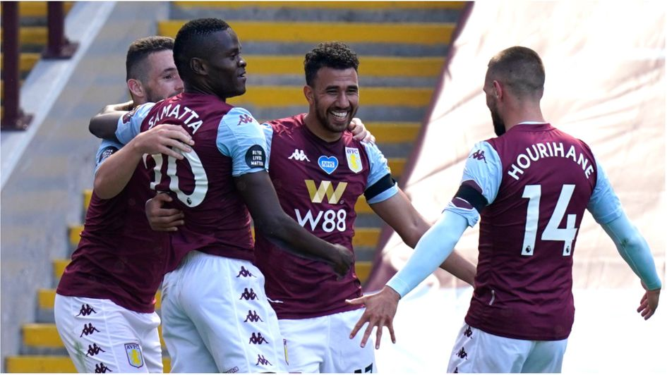 Aston Villa 2-0 Crystal Palace match report & highlights ...