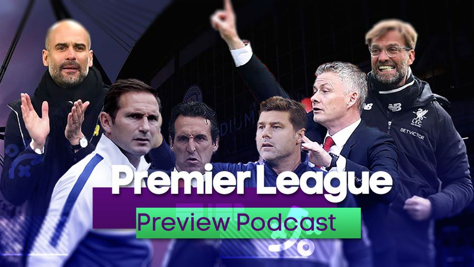 Listen for free to our new weekly Premier League podcast, as we preview the new season