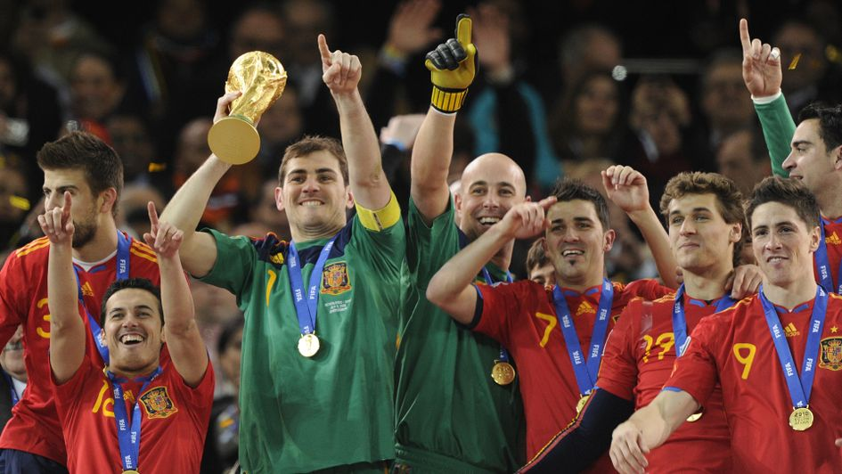 Image result for casillas world cup