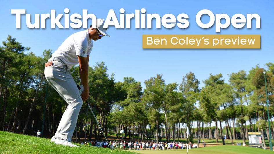 We have three tips for this week's Turkish Airlines Open