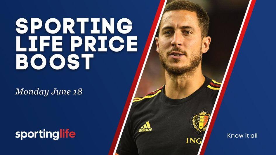 Monday's Sporting Life Price Boost