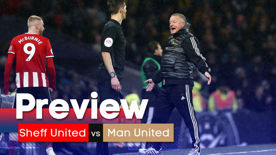 Sheffield United v Manchester United betting preview