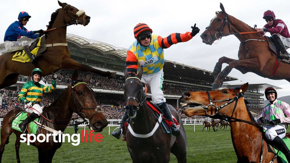The 2018 Cheltenham Festival will take centre stage this week