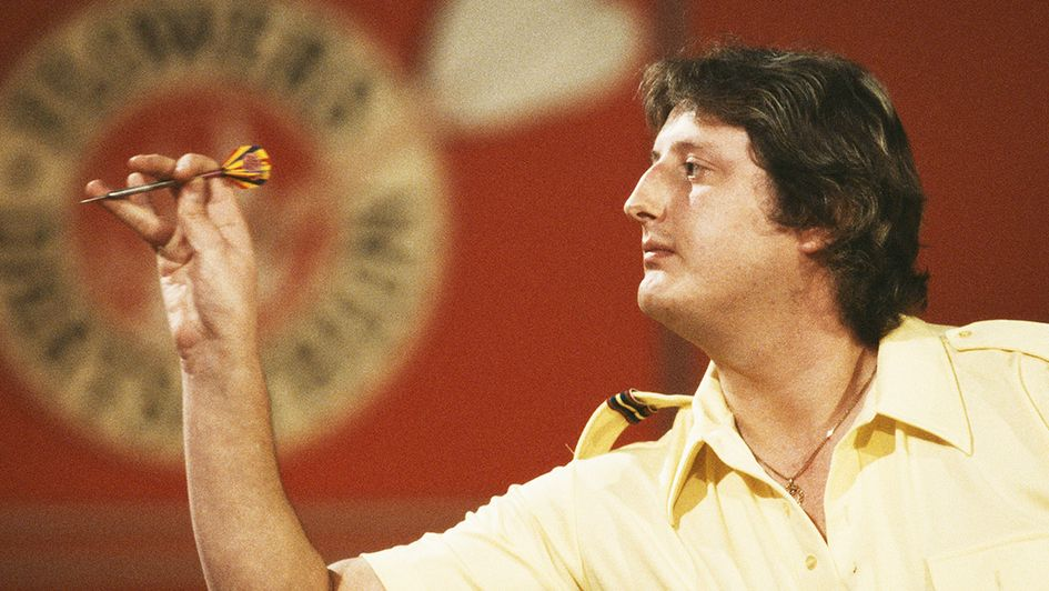 Eric Bristow put darts on the map in the 1980s