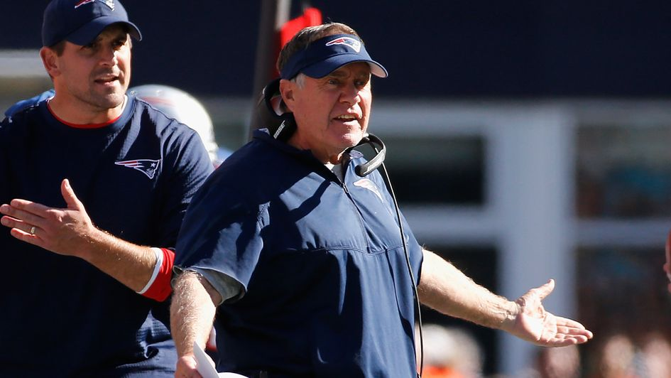 Bill Belichick: Under pressure