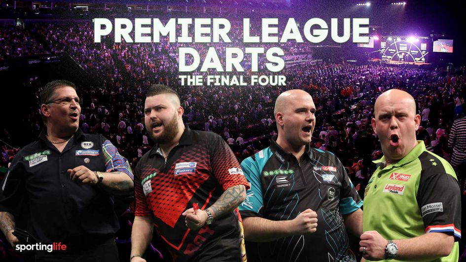 Who will win the Premier League Darts title?