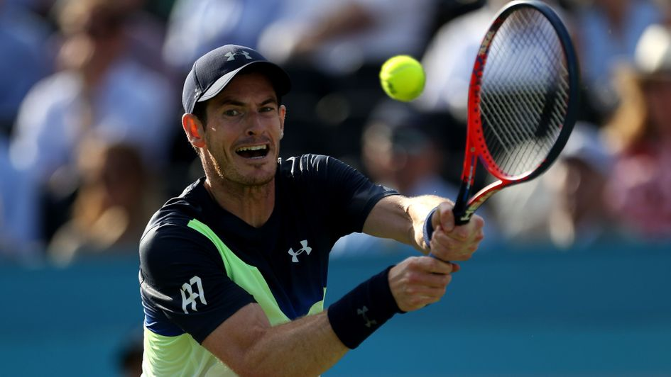 Andy Murray - faces another tough test