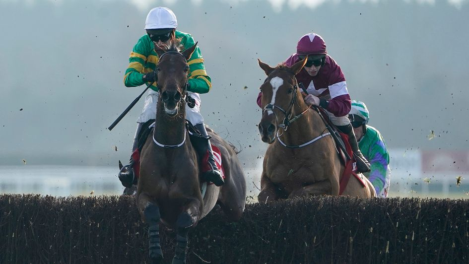 Fakir D'oudairies gets the better of Samcro