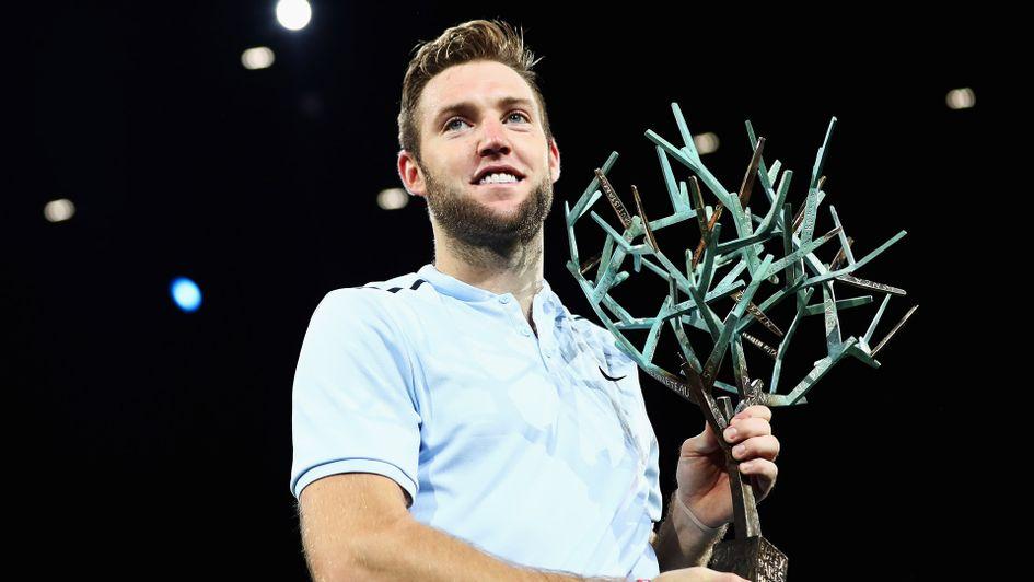 ATP Finals: Paris Masters winner Jack Sock had 'no idea' he