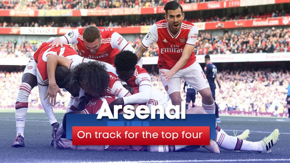 We assess Arsenal's season so far - and their hopes of finishing in the top four