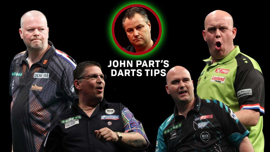 Find out who John Part is backing for Wednesday night's Premier League Darts