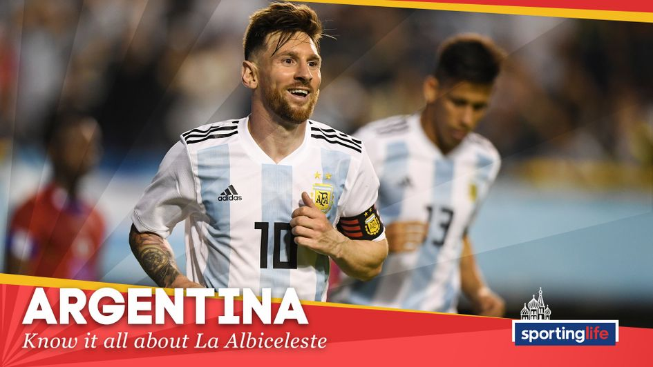 All you need to know about Argentina ahead of the World Cup
