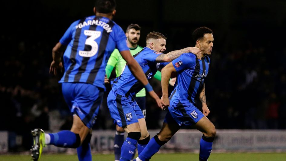 FA Cup results: Gillingham shock Cardiff, Man United and ...