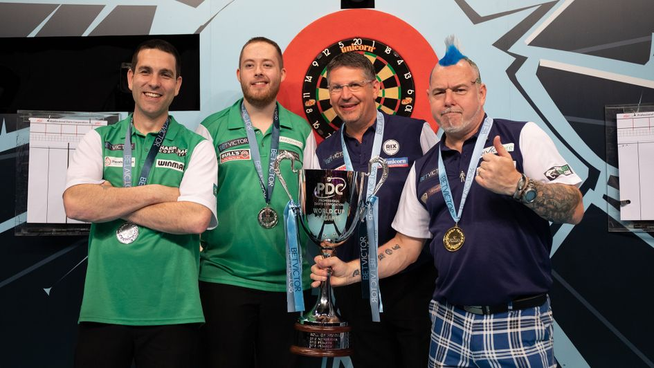 World Cup of Darts 2019: Draw, schedule, teams, results