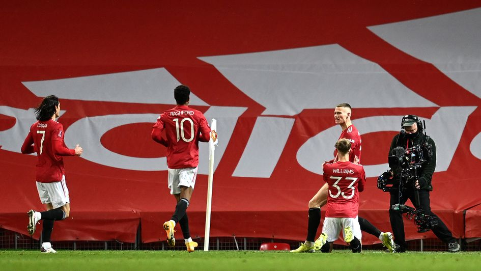 Manchester United 1 0 West Ham Scott Mctominay Wins It In Extra Time