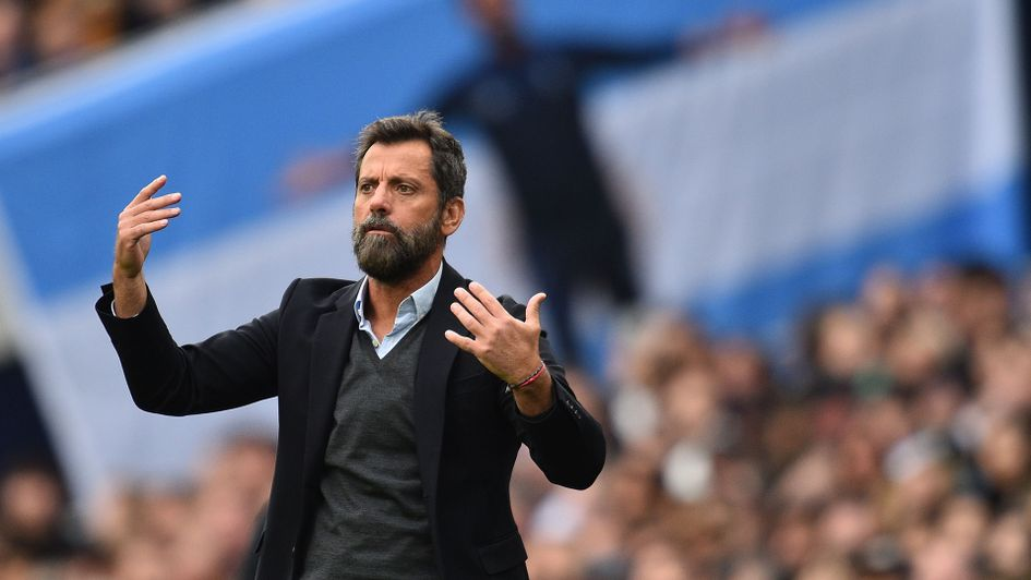 Quique Sanchez Flores has been sacked by Watford