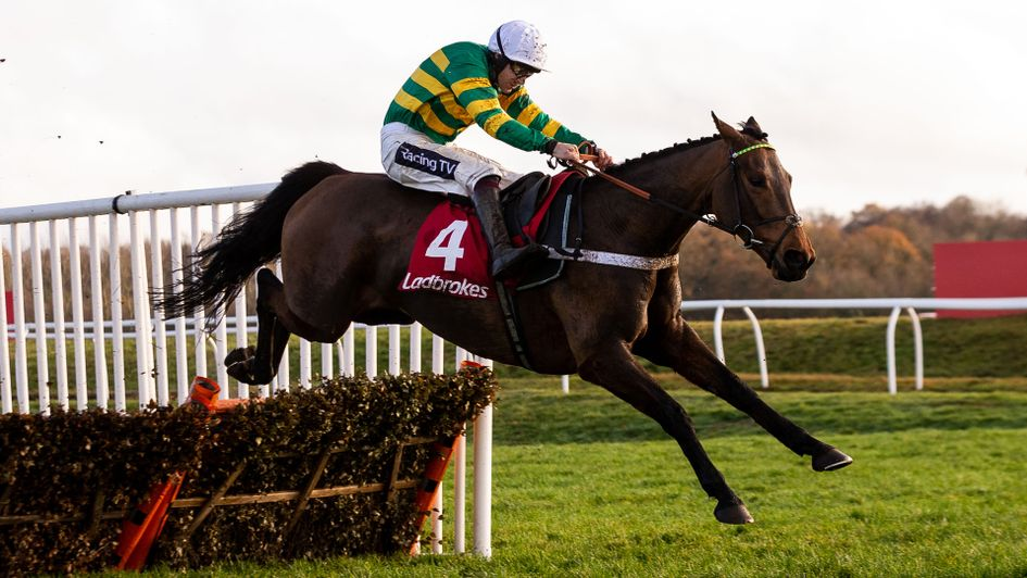 Champ leaps to victory