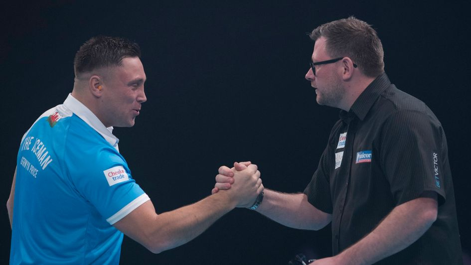 Masters Darts results: Gerwyn Price crashes out to James Wade as