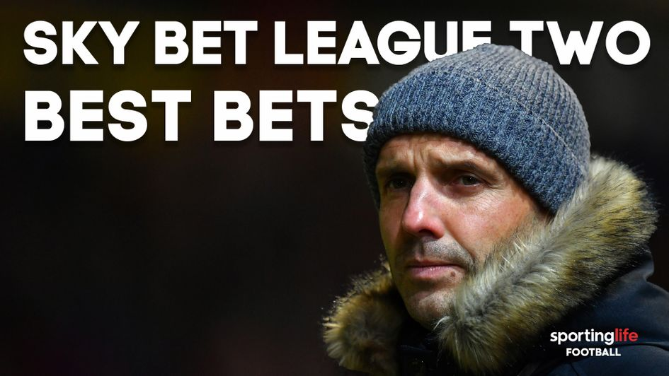Our best bets for the 2018/19 Sky Bet League Two season