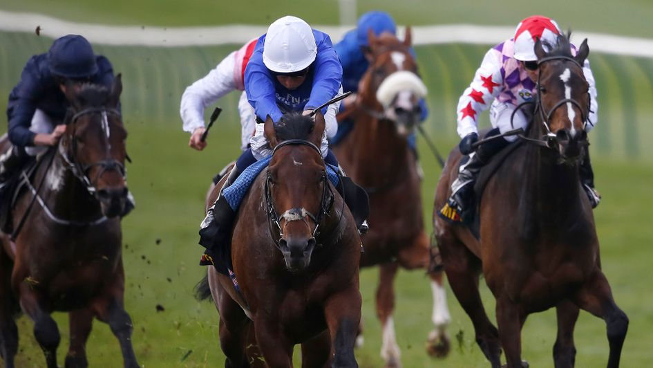 Godolphin are fancied to enhance their Balmoral Handicap record with Linguistic