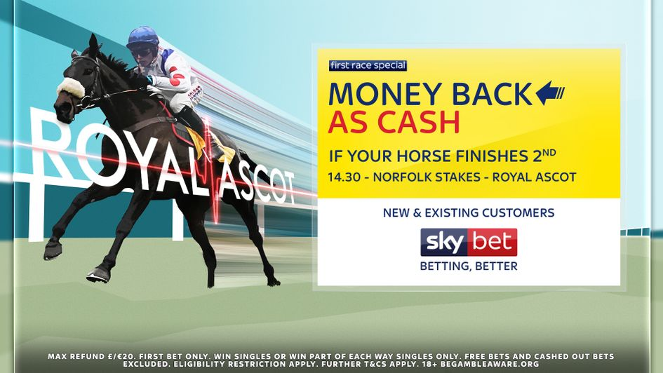 Sky Bet First Race Special Thursday