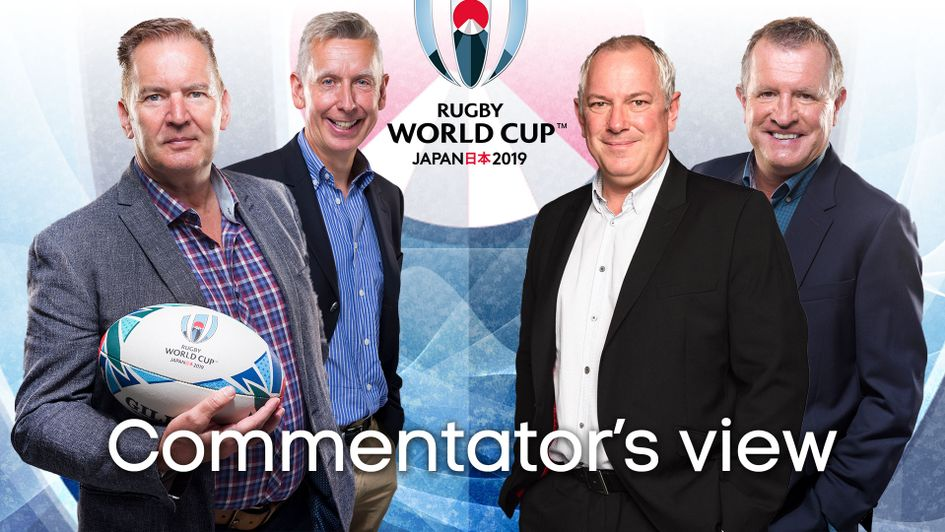 ITV's top rugby commentators give their World Cup insight exclusively to Sporting Life